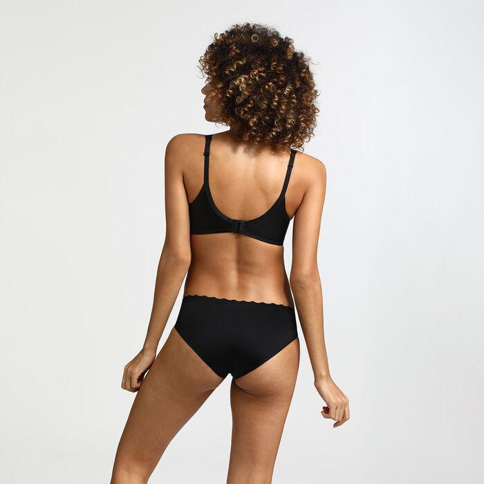 Sujetador halter negro para mujer Beauty Lift, , DIM