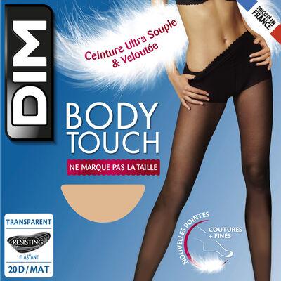 Panti piel dorada Body Touch velo 20D, , DIM