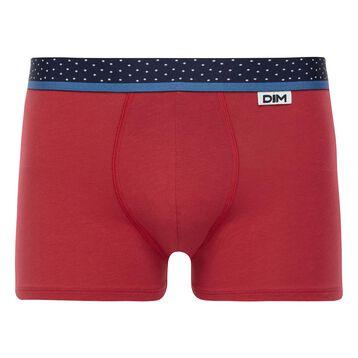 Boxer rouge samba Mix & Dots-DIM