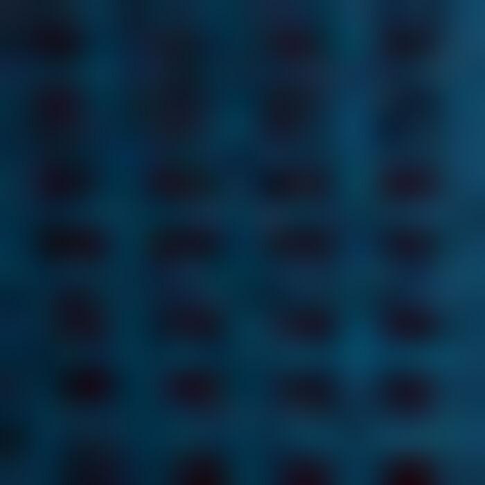 Calcetines de caña media de lana para hombre azules , , DIM