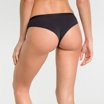 Braguita brasileña de encaje negra - Dim Daily Glam Trendy Sexy, , DIM