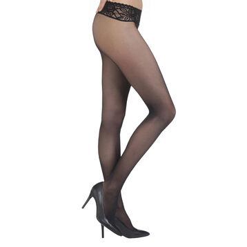 Panti negro DIM Signature sensación de piel desnuda 31D, , DIM