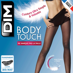 Collant peau dorée Body Touch Voile 20D-DIM