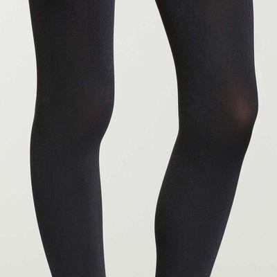 Panty de compresión Piernas Incansables - Perfect Contention DIM ultraopaco negro para mujer 80D, , DIM