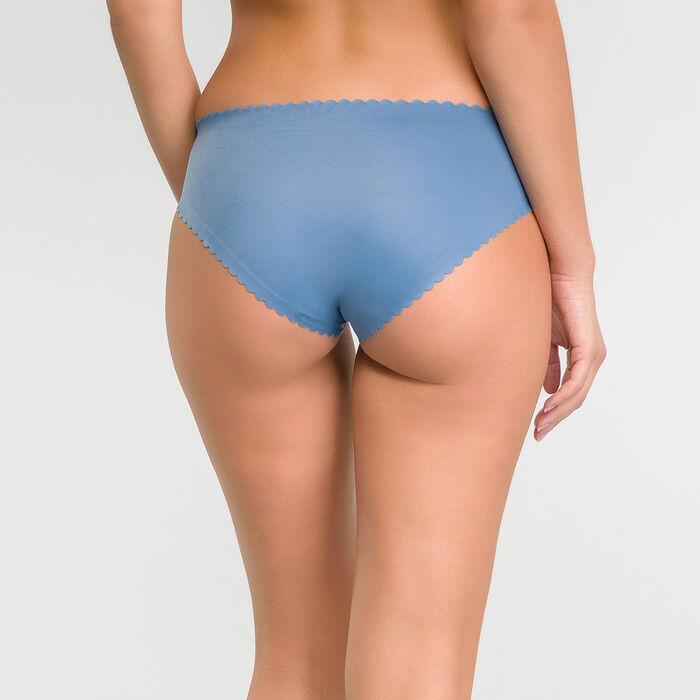 Braguita sin costuras invisibilidad total azul - Body Touch, , DIM