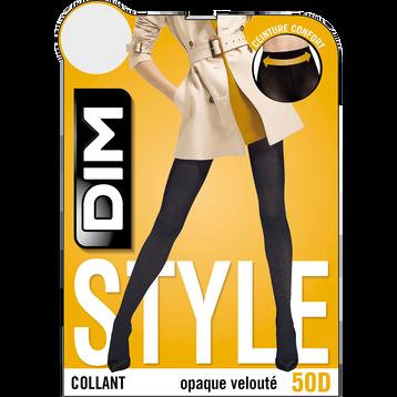 Collant cannelle opaque velouté Style 50D-DIM
