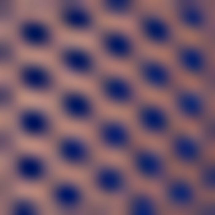 Culotte de encaje estampado lunares azules Dotty Mesh Bar à Culottes Dim, , DIM