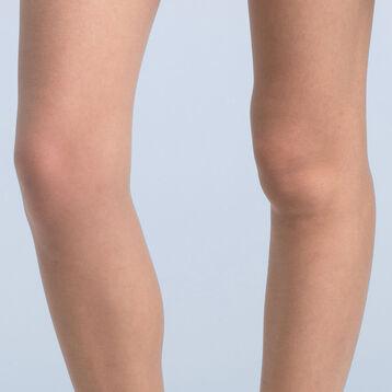 Collant Sublim voile effet nude beige capri 10D-DIM