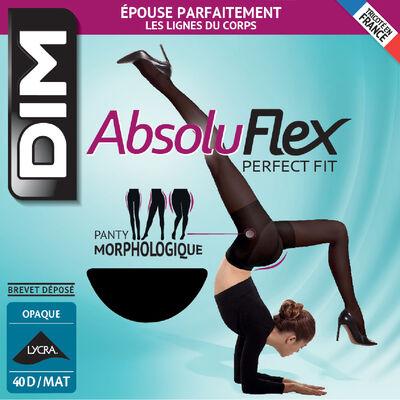Panti negro AbsoluFlex opaco 40D, , DIM