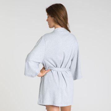 Kimono gris chiné-DIM