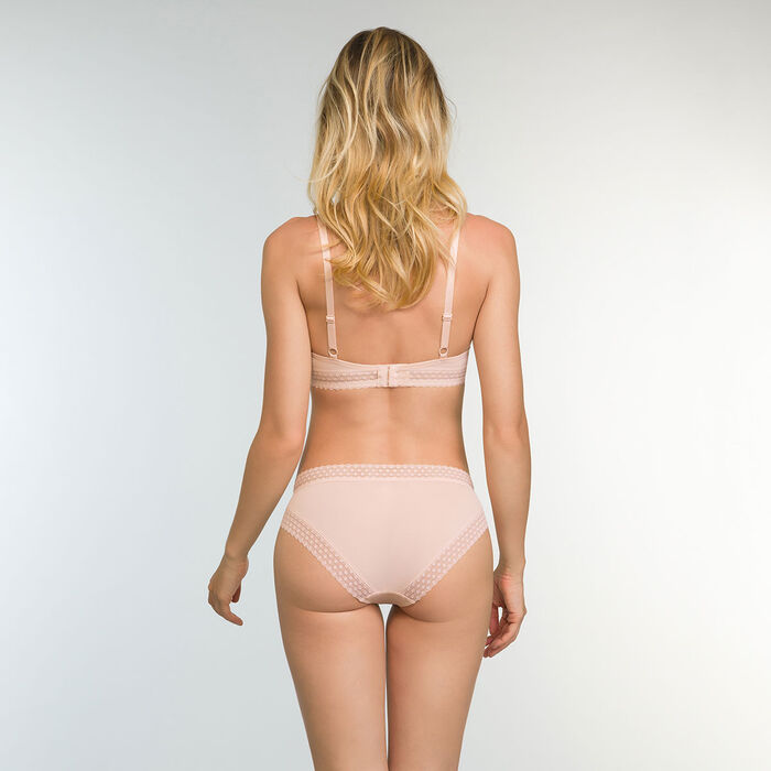 Sujetador push up de microfibra Skin Rose Trendy Micro, , DIM