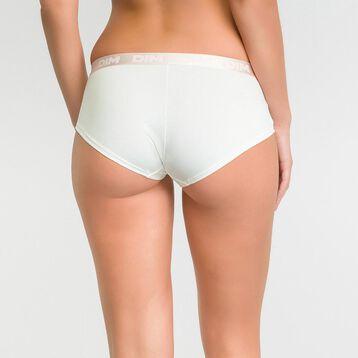 Culotte de algodón blanco - Les Pockets Edición Limitada, , DIM