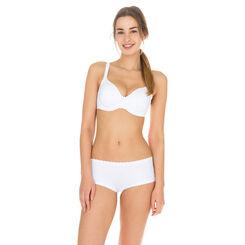 Bóxer blanco Body Touch segunda piel para mujer, , DIM