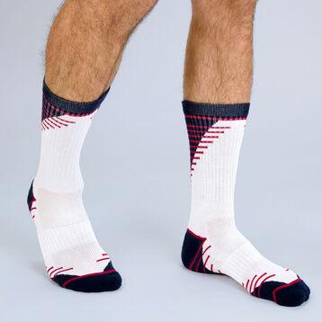 Lot de 2 mi-chaussettes impact medium Homme Dim Sport-DIM