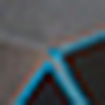 Calcetines de deporte bajos para mujer de alto impacto negro y gris granito , , DIM