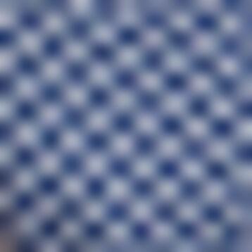 Braguita azul de microfibra y tul con estampado plumetis marfil Generous , , DIM