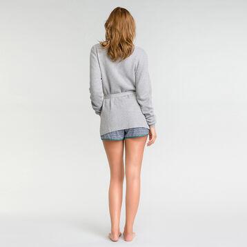 Gilet de punto gris - Soft Essential, , DIM
