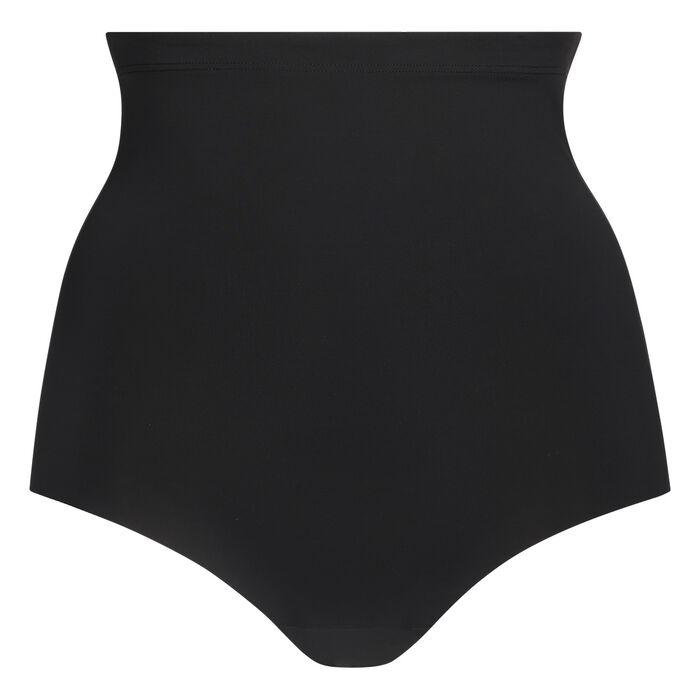 Braga moldeadora negra de talle alto Diam's Control Plus, , DIM