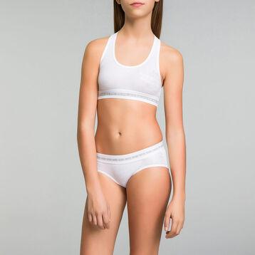 Brassière blanche Dim Sport DIM GIRL-DIM