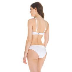 Soutien-gorge blanc à armatures EcoDIM Confort-DIM