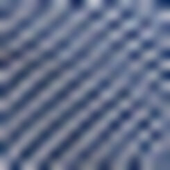 Pack de 2 tangas azul plumetis y marfil de microfibra Body Touch, , DIM