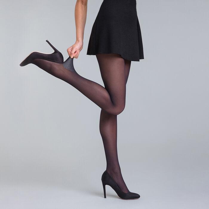 Panti negro semi opaco Beauty Resist 25D, , DIM