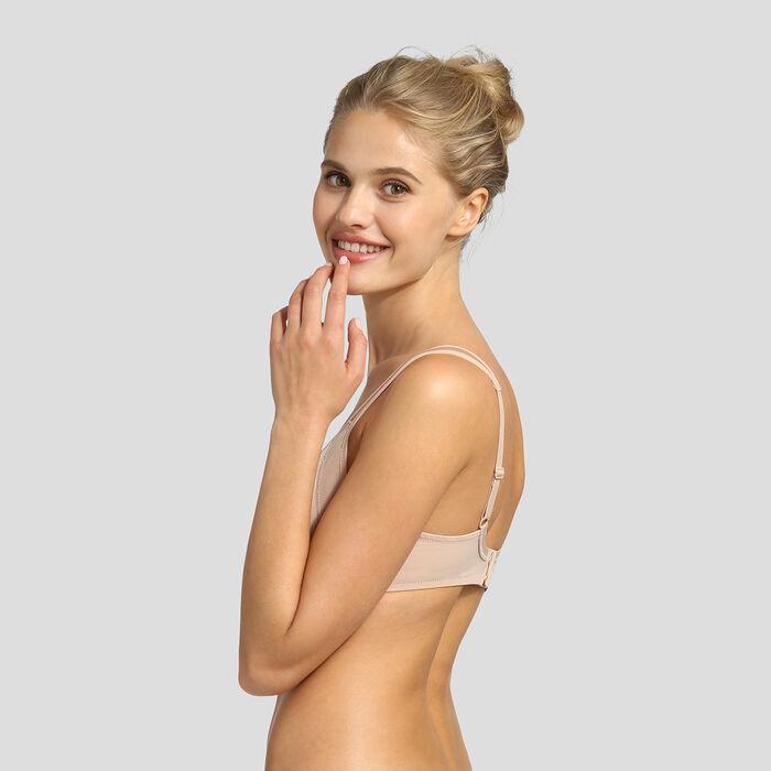 Sujetador new skin de mujer Generous Minimizer, , DIM