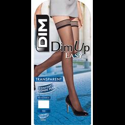 Bas up noirs transparents DIM UP EASY 15D-DIM