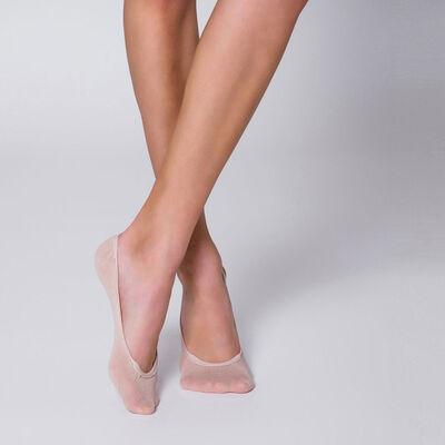Protège-pied naturels spécial ballerine en silicone-DIM