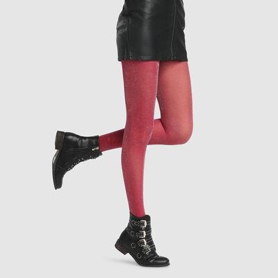Panti de fantasía en lurex rosa oscuro Dim Style 23D, , DIM