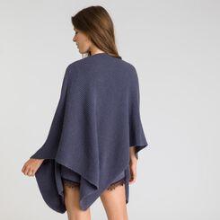 Poncho gris Cocooning-DIM