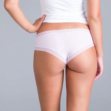 Slip brésilien lilas pale Table Panties-DIM