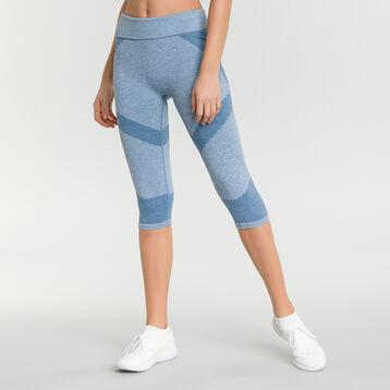 Legging deportivo mujer azul -Dim Sport, , DIM