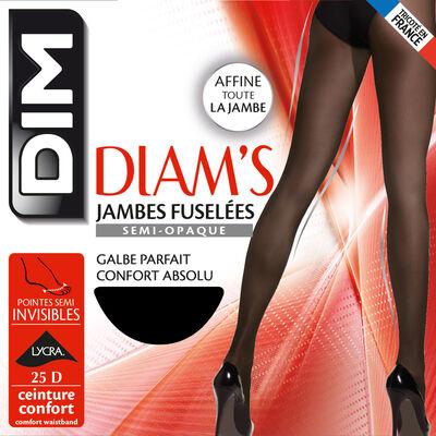 Panti negro Diam's Jambes Fuselées 25D, , DIM