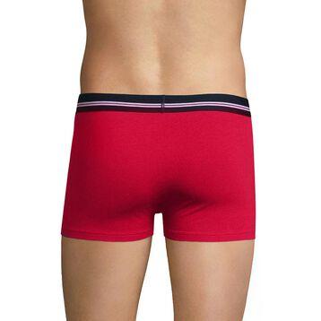 Bóxer rojo de algodón elástico - Summer SEA DIM, , DIM