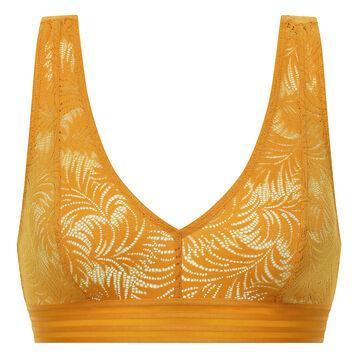 Bralette de encaje amarillo - MOD de Dim, , DIM
