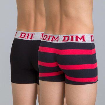 Lot de 2 boxers bleu électrique DIM Boy-DIM