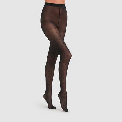 Pantis plumeti joya negros Dim Style 30D, , DIM