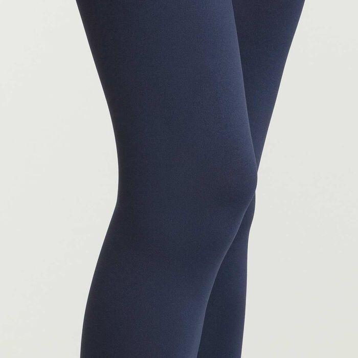 Panty de compresión Piernas Incansables - Perfect Contention DIM ultraopaco azul marino para mujer 80D, , DIM