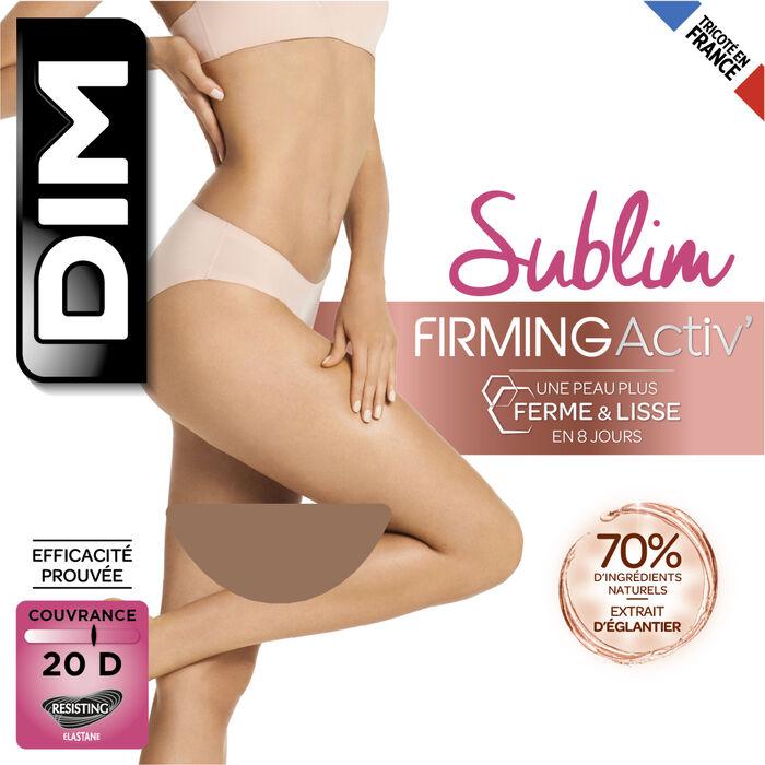 Panty transparente gazelle Firming Activ Sublim de Dim 20D, , DIM