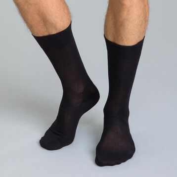 Chaussettes Thermo noires Homme-DIM