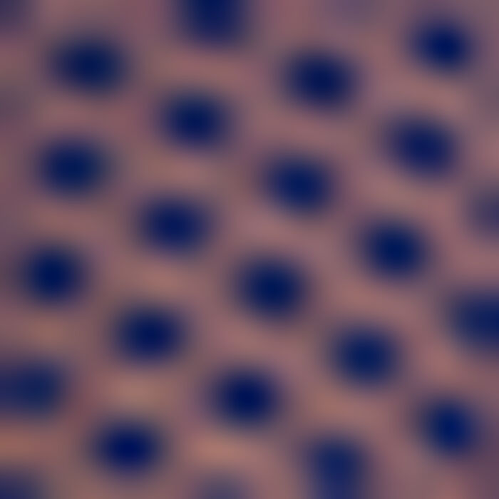 Braguita de encaje estampado de lunares azules Dotty Mesh Bar à Culottes Dim, , DIM