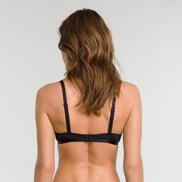 Sujetador push-up de encaje negro - Dim Daily Glam Trendy Sexy, , DIM