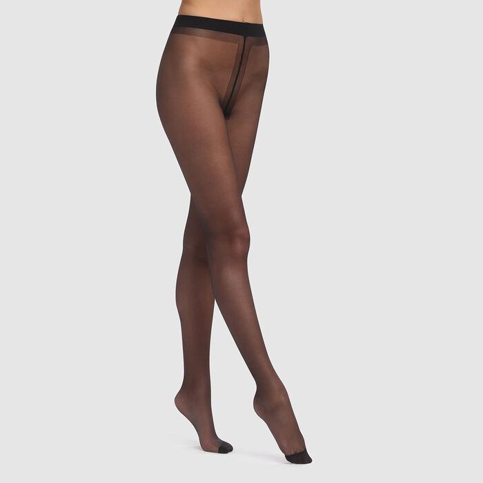 Panty negro Firming Activ Sublim de Dim 20D, , DIM