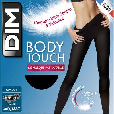 Panti negro Body Touch opaco 40D, , DIM