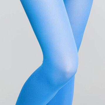 Panti opaco aterciopelado azul cobalto 50D - Dim Style, , DIM
