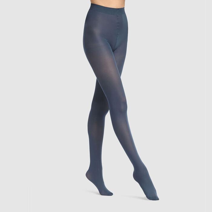 Panti opaco azul aterciopelado Dim Style 50D, , DIM