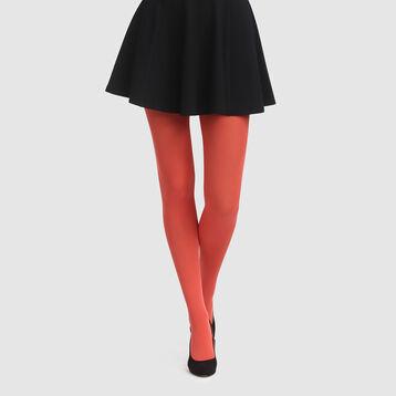 Panty rojo manzana opaco aterciopelado Style de Dim 50D, , DIM