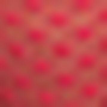 Tanga de tul plumetis rosa chicle Dotty Mesh, , DIM