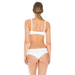 Sujetador blanco Body Touch, , DIM